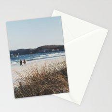 Strandspaziergang in Binz. Stationery Cards