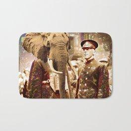 Elephant Man Bath Mat