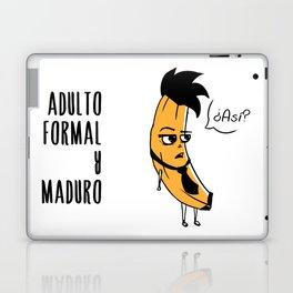 Banana Madura Laptop & iPad Skin