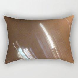 Abstracte Light Art in the Dark 3 Rectangular Pillow