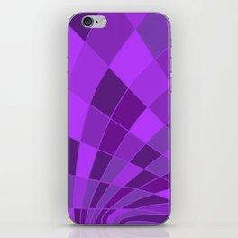 Camaïeu (I) [ Lilac-purple ultra-violet] iPhone Skin