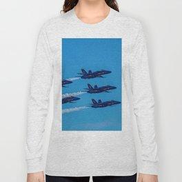 The Blue Angels Long Sleeve T-shirt