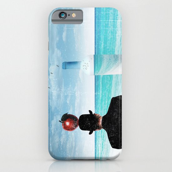 René at the beach iPhone & iPod Case