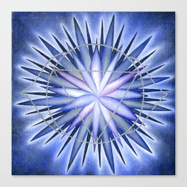 Third Eye Chakra Canvas Print