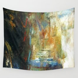 Color Fusion Wall Tapestry