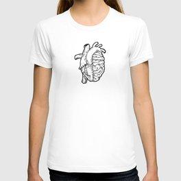 Heart Brain T-shirt
