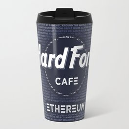 Hard Fork Cafe Ethereum Travel Mug