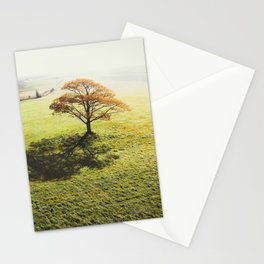 October Morning Stationery Cards