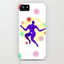 The dancer II iPhone Case