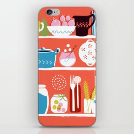 Let's Cook! iPhone Skin