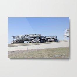 1416. NASA Crawler-Transporter 1 Metal Print