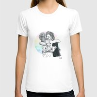 larry stylinson T-shirts featuring Larry Hug 2015 by rachaellovesfood