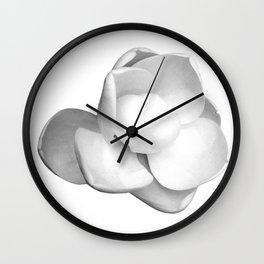 Magnolia Wall Clock