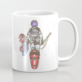 The Last Spaceman Coffee Mug