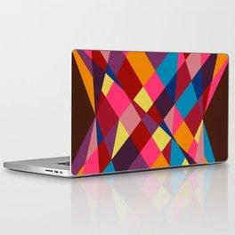 """Moment #6"" Montana Gold Spray Paint on birch panel 11″ x 14″ x 2"" Laptop & iPad Skin"