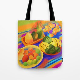 After The Market Tote Bag