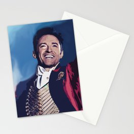 Hugh Jackman Stationery Cards