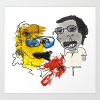 Emphysema Enthusiast Art Print
