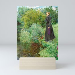 Last Summer Things Were Greener Mini Art Print