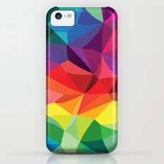 Color Shards Slim Case iPhone 5c