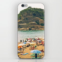 Tossa del Mar iPhone Skin