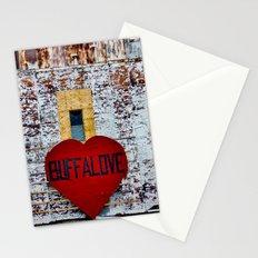 Buffalo Love Stationery Cards
