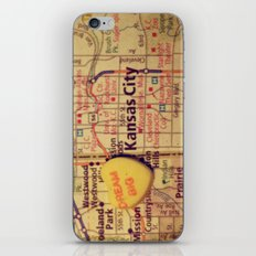 Dream Big Kansas City iPhone & iPod Skin