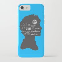 louis tomlinson iPhone & iPod Cases featuring Louis Tomlinson by vanessa