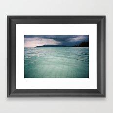 KOHRONG Framed Art Print