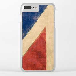Sails Upwind Clear iPhone Case