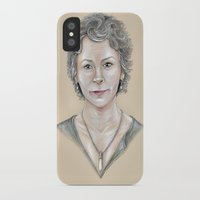 melissa smith iPhone & iPod Cases featuring Melissa by Jeanzi