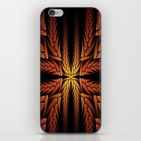 Wheatstack iPhone & iPod Skin