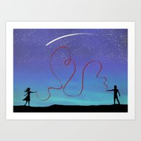 I'll Find My Way Back to You Art Print