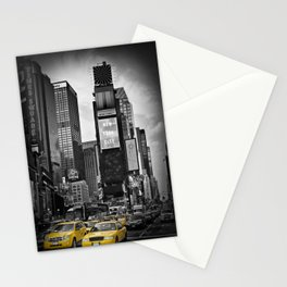 NEW YORK CITY Times Square   colorkey Stationery Cards