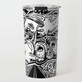 Fuck Trump World Travel Mug