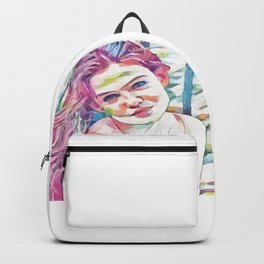 Danielle Campbell (Creative Illustration Art) Backpack