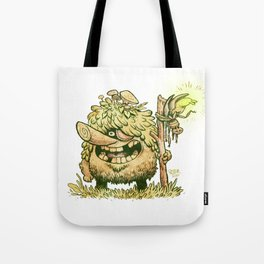 Tree Guy Tote Bag