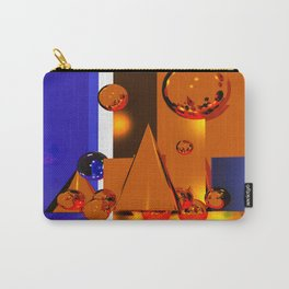 Abstract Atmosphere Carry-All Pouch