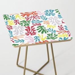 Matisse Pattern 004 Side Table