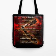 Jocelyn The Ripper Tote Bag