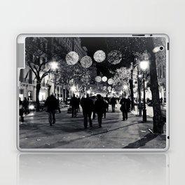 christmas night II Laptop & iPad Skin