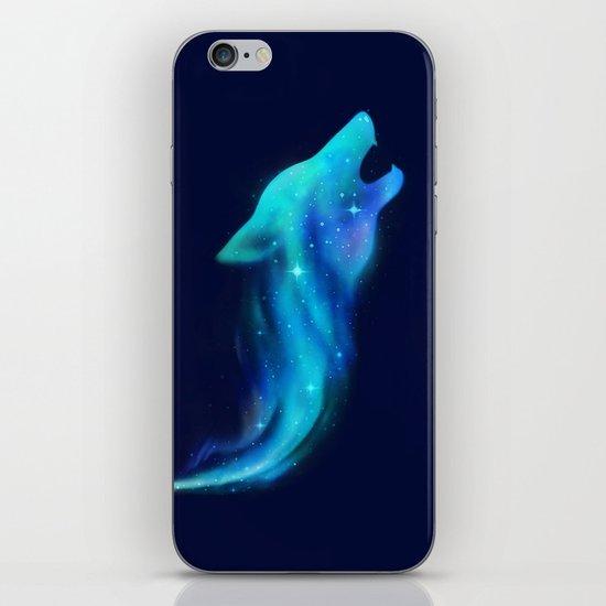 Arctic Howl iPhone & iPod Skin