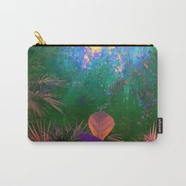 Sunlight in the Enchanted Forest Carry-All Pouch