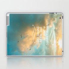 Life Begins Design Laptop & iPad Skin