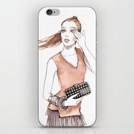 Silke iPhone Skin