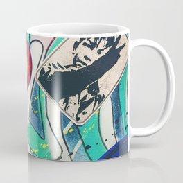 Dubbers love Van art Coffee Mug