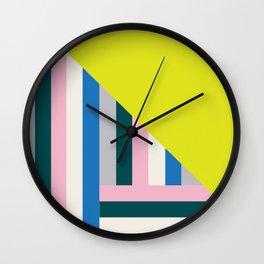 Grid Wall Clock