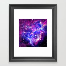 Galaxy. Framed Art Print