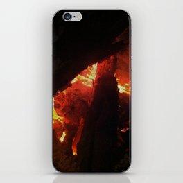 Bonfire~takibi~ iPhone Skin