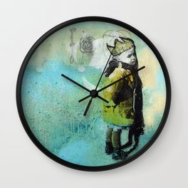 Principito Wall Clock